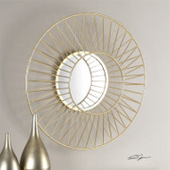 Caspian Mirror by Uttermost