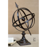 Diez Globe by Uttermost