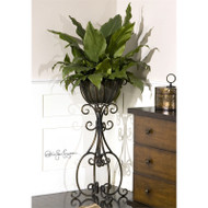 Costa del Sol Potted Greenery by Uttermost