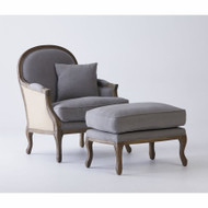 Monette Tufted Armchair Maison Living