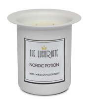 Luxuriate Nordic Potion Candle Insert