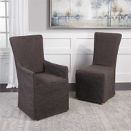 Carlise Armchair by Uttermost