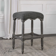 Aiden Bar Stool by Uttermost