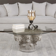 Corinthian Accent Table by Uttermost