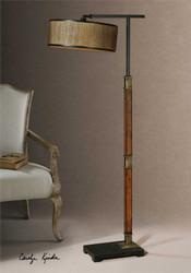 Allendale Floor Lamp by Uttermost