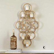Coree Wall Sconce Wall Decor a Alternative Wall Decor by Uttermost