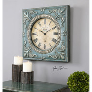 Canal St Martin Wall Clock by Uttermost