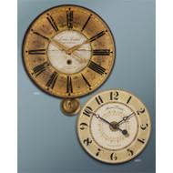 Louis Leniel Wall Clock by Uttermost