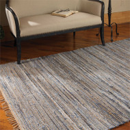 Braymer Blue 2.4m Hand Woven Rug by Uttermost