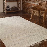 Stockton White 3.1m Hand Woven Rug by Uttermost