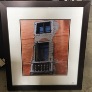 Frame Venetian Windows