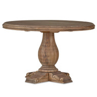 Drake 120cm Round Pedestal Table w/out Routing - Any Colour
