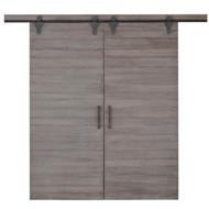 Sonoma Double Sliding Door - Size: 228H x 350W x 7D (cm)