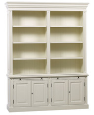 Bella House Classic 4 Door Bookcase