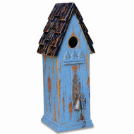 Bird House L - Size: 56H x 20W x 18D (cm)
