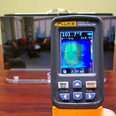 Visual IR Camera for Sales Demos