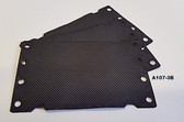 Smooth-It Black Mat Replacement Kit 3PK