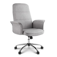 Fabric Desk Chair - Grey