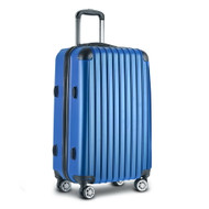 28 Inch Luggage Suitcase Trolley - Blue