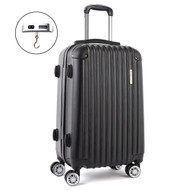 20  Wanderlite Luggage Case  Black""