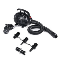 Everfit Handheld Air Pump For Air Track - Black