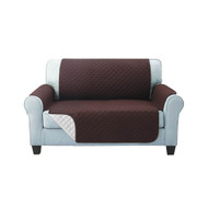 Artiss Sofa Cover Quilted Couch Covers Protector Slipcovers 2 Seater Coffee