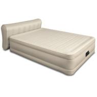 Bestway Queen Air Bed Inflatable Home Blow Up Mattress Built-in Pump