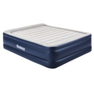 Bestway Queen Air Bed Inflatable Mattress Sleeping Mat Battery Built-in Pump