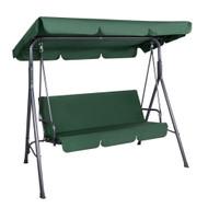 Gardeon Outdoor Swing Chair Hammock 3 Seater Garden Canopy Bench Seat Backyard S2