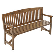 Gardeon Wooden Garden Bench Chair Natural Outdoor Furniture D?¡ã¡Ì??cor Patio Deck 3 Seater C1