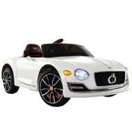 Rigo Kids Ride On Car  - White C2