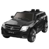 Rigo Kids Ride On Car  - Black B1