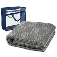 Weisshorn Heavy Duty Annex Matting 6 x 2.5M - Grey
