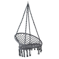 Gardeon Hammock Swing Chair C1 - Grey