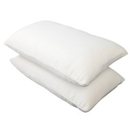 Giselle Bedding Set of 2 Visco Elastic Memory Foam Pillows FP