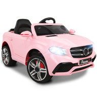 Rigo Kids Ride On Car Mecedez Benz ML63 - Pink