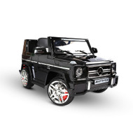 Benz AMG Inspired Kids Ride on Car with Remote Control - Black