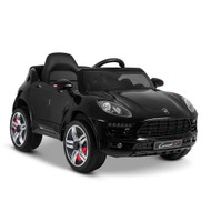 BMW X5 Inspired Kids Ride on Car Black