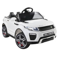 Range Rover Inspired Kids Ride on Car SUV - White