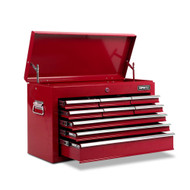 9 Drawer Mechanic Tool Box - Red