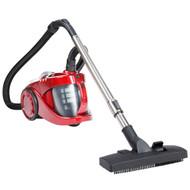 Devanti Bagless Cyclone Cyclonic Vacuum Cleaner - Red