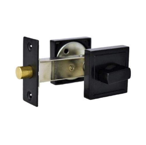 nidus square black privacy lock