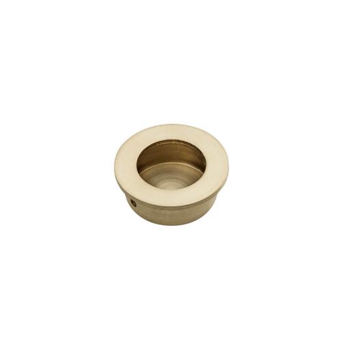 brass 30mm flush pull