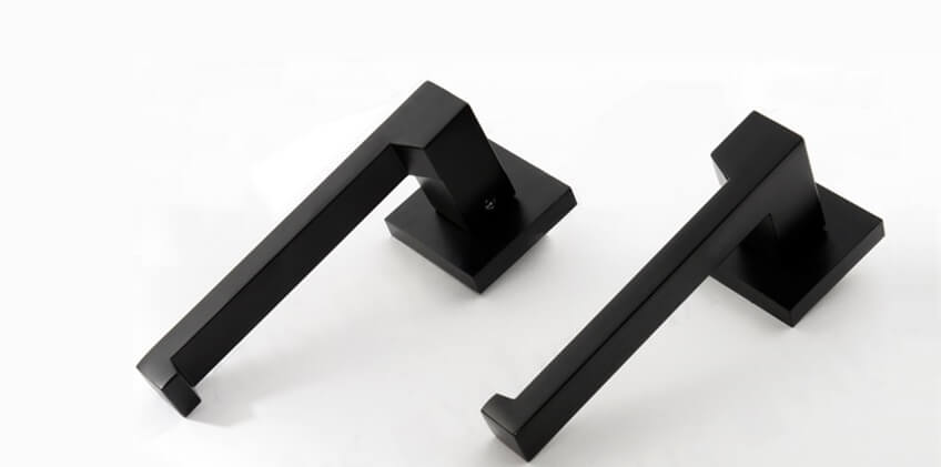 Black Door Hardware Door Handles Knobs Amp Flush Handles