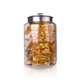 Orange Ginger Soap Jar