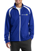 Final Stretch Unisex Track Jacket ($45.00, reg. $56.00)