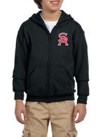 SA Youth Full Zip Hoodie