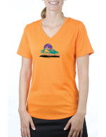 Find Your Happy Pace SS Tech Tee ($10.00, reg. $29.00)