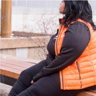 YWCA Women's Tri Whistler Down Vest