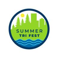 YWCA Sticker - Tri Fest